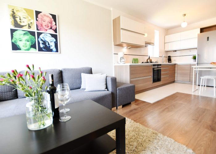 Tani apartament Kołobrzeg